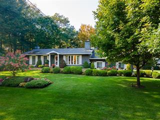 House for sale in Hudson, Montérégie, 40, Rue  Quarry Point, 12393344 - Centris.ca
