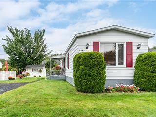 Maison mobile à vendre à Lévis (Les Chutes-de-la-Chaudière-Est), Chaudière-Appalaches, 1065, Rue  Alainbourg, 21840250 - Centris.ca