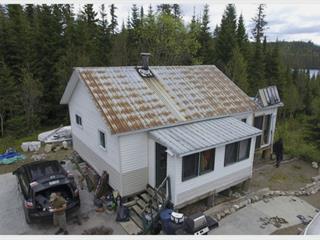 Chalet à vendre à Mont-Valin, Saguenay/Lac-Saint-Jean, Lac  Doumic, 17916003 - Centris.ca