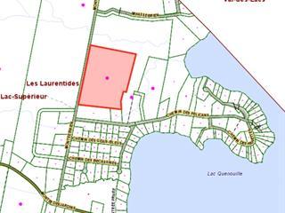 Lot for sale in Lac-Supérieur, Laurentides, Montée  Brien, 17797390 - Centris.ca