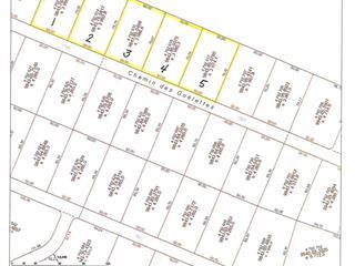 Terrain à vendre à Petite-Rivière-Saint-François, Capitale-Nationale, Chemin des Goélettes, 18017326 - Centris.ca