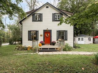House for sale in Hudson, Montérégie, 215, Rue  Main, 20355613 - Centris.ca