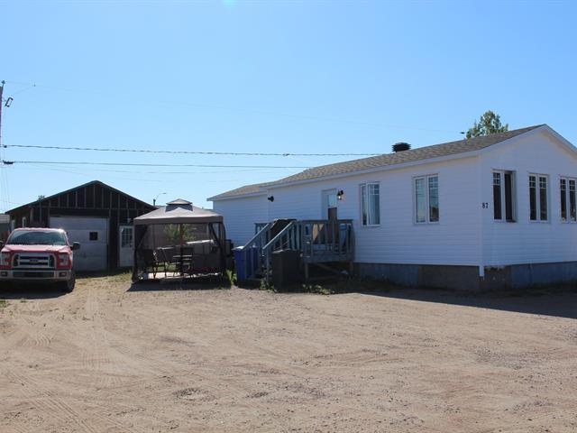 Maison mobile à vendre à Forestville, Côte-Nord, 87, Rue  Tremblay, 21285059 - Centris.ca