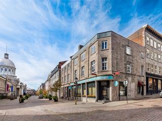 Triplex à vendre à Montréal (Ville-Marie), Montréal (Île), 393 - 395, Rue  Saint-Paul Est, 19958315 - Centris.ca