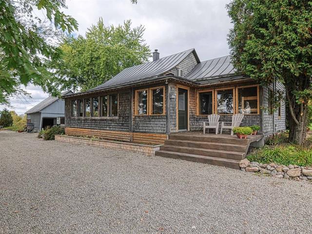 Maison à vendre à Saint-Justin, Mauricie, 271, Route du Bois-Blanc, 20413187 - Centris.ca
