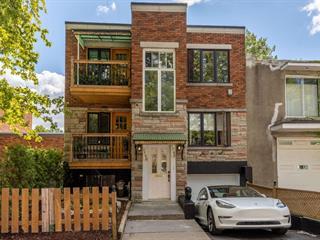 Duplex à vendre à Montréal (Le Sud-Ouest), Montréal (Île), 1760 - 1762, Avenue  Woodland, 20237192 - Centris.ca