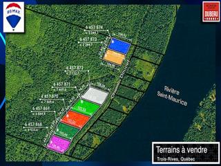 Land for sale in Lac-Normand, Mauricie, Chemin  Doucet, 27797222 - Centris.ca