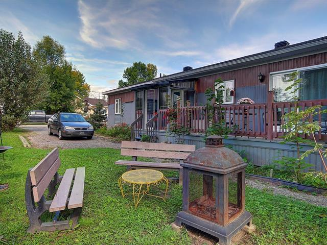 Mobile home for sale in Portneuf, Capitale-Nationale, 129, Rue  Nelson, 11529546 - Centris.ca