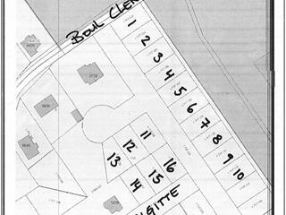 Terre à vendre à Laval (Sainte-Dorothée), Laval, boulevard  Cléroux, 16562558 - Centris.ca