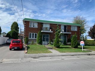 Quadruplex for sale in Salaberry-de-Valleyfield, Montérégie, 185 - 191, Rue  Fabre, 9571605 - Centris.ca
