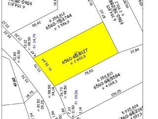 Terrain à vendre à Val-des-Monts, Outaouais, 12, Chemin de l'Aube, 20626906 - Centris.ca
