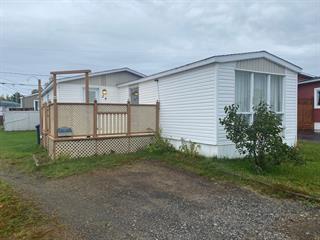Mobile home for sale in Sept-Îles, Côte-Nord, 24, Rue des Eiders, 22301687 - Centris.ca