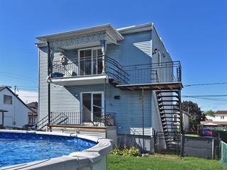 Duplex à vendre à Salaberry-de-Valleyfield, Montérégie, 137, Rue  Saint-Joseph, 16457875 - Centris.ca