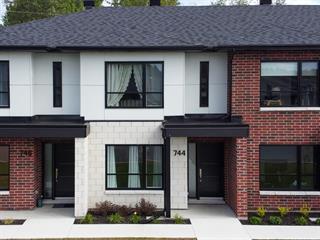 Condo à vendre à Trois-Rivières, Mauricie, 744, Rue  Monique-Dupont, 26812358 - Centris.ca