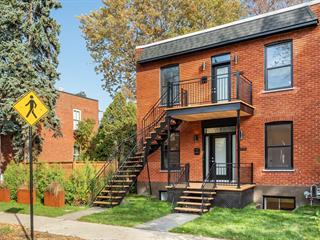 Maison à vendre à Montréal (Le Sud-Ouest), Montréal (Île), 5612Z - 5614Z, Rue  Angers, 15487158 - Centris.ca