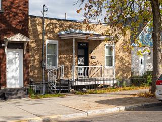 Maison à vendre à Montréal (Le Sud-Ouest), Montréal (Île), 6206, Rue  Briand, 25242631 - Centris.ca