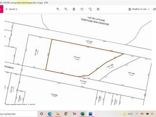 Terrain à vendre à La Tuque, Mauricie, Rue  Nationale, 13357717 - Centris.ca