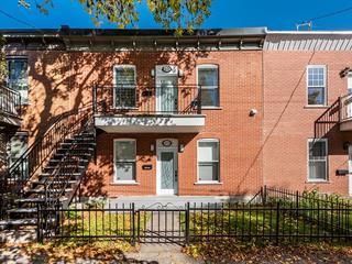 Duplex à vendre à Montréal (Le Sud-Ouest), Montréal (Île), 1829 - 1831, Rue  De Villiers, 23641241 - Centris.ca
