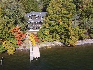 Cottage for sale in Sainte-Catherine-de-Hatley, Estrie, 494, Chemin  Waban-Aki Nord, 22457026 - Centris.ca
