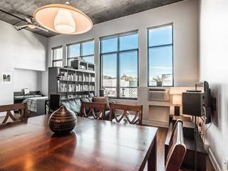 Loft / Studio à vendre à Montréal (Le Sud-Ouest), Montréal (Île), 790, Rue  Rose-de-Lima, app. 441, 22232806 - Centris.ca