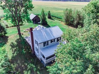 Fermette à vendre à Saint-Robert, Montérégie, 70Z, Rang  Bellevue, 11682384 - Centris.ca