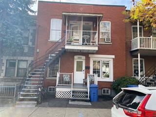 Triplex for sale in Montréal (Verdun/Île-des-Soeurs), Montréal (Island), 3581 - 3587, Rue  Evelyn, 19042648 - Centris.ca
