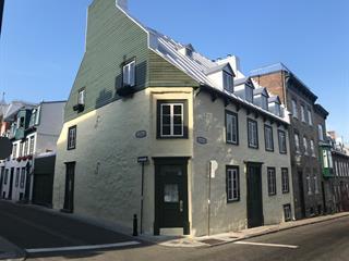 Condo à vendre à Québec (La Cité-Limoilou), Capitale-Nationale, 16 1/2, Rue  Sainte-Famille, app. 2, 27369574 - Centris.ca
