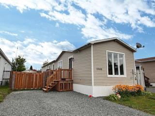 Mobile home for sale in Val-d'Or, Abitibi-Témiscamingue, 1048, Rue du Nickel, 18798173 - Centris.ca