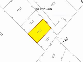Terrain à vendre à Sainte-Julienne, Lanaudière, Rue  Papillon, 16058918 - Centris.ca