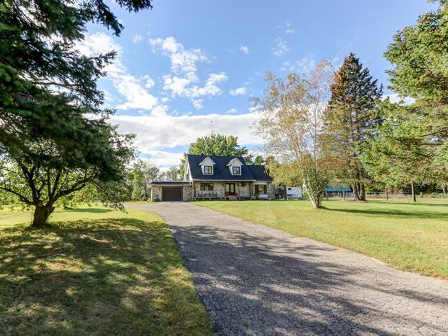 Fermette à vendre à Brownsburg-Chatham, Laurentides, 181, Montée  Vachon, 20338346 - Centris.ca