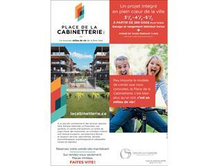 Condo à vendre à Saint-Jean-sur-Richelieu, Montérégie, 210, Rue  Saint-Paul, app. 1404, 27236199 - Centris.ca
