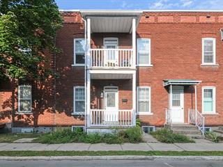 Duplex à vendre à Trois-Rivières, Mauricie, 952 - 954, Rue  Sainte-Angèle, 24511272 - Centris.ca