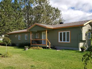 Mobile home for sale in Amqui, Bas-Saint-Laurent, 348, Rang  Saint-Jean-Baptiste, 11158264 - Centris.ca