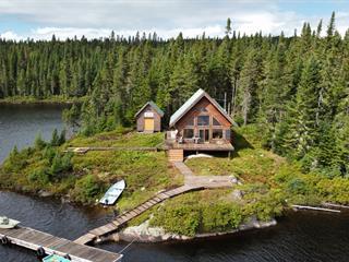 Chalet à vendre à La Tuque, Mauricie, 2, Lac du Héron, 24654006 - Centris.ca
