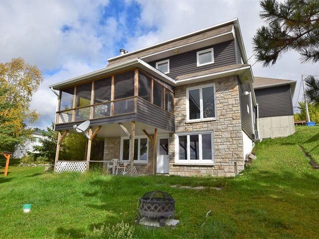 Chalet à vendre à Clerval, Abitibi-Témiscamingue, 584, Plage  Cayouette, 18649205 - Centris.ca