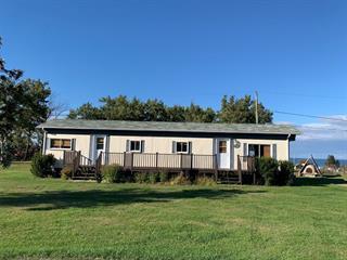 Mobile home for sale in Notre-Dame-des-Neiges, Bas-Saint-Laurent, 40, Chemin de la Grève Leclerc, 26745177 - Centris.ca