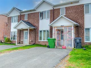 Condo à vendre à Drummondville, Centre-du-Québec, 4917, Rue  Fugère, 11843634 - Centris.ca