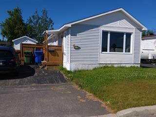Mobile home for sale in Sept-Îles, Côte-Nord, 63, Rue des Grands-Ducs, 13920357 - Centris.ca