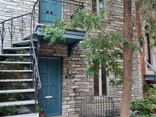 Condo / Apartment for rent in Montréal (Ville-Marie), Montréal (Island), 2043, Rue  Sanguinet, apt. 01, 9041679 - Centris.ca