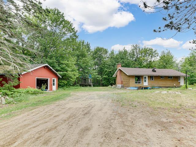 Maison à vendre à Sainte-Angèle-de-Prémont, Mauricie, 2731, Rang  Augusta, 28863235 - Centris.ca