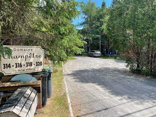 Quadruplex for sale in Saint-Sauveur, Laurentides, 314 - 320, Chemin du Lac-Millette, 10498710 - Centris.ca