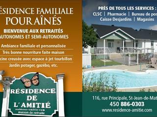Commercial building for sale in Saint-Jean-de-Matha, Lanaudière, 116, Rue  Principale, 13855836 - Centris.ca