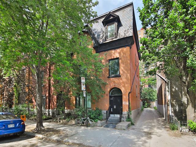 Maison à vendre à Montréal (Le Plateau-Mont-Royal), Montréal (Île), 3475, Rue  Jeanne-Mance, 9590759 - Centris.ca