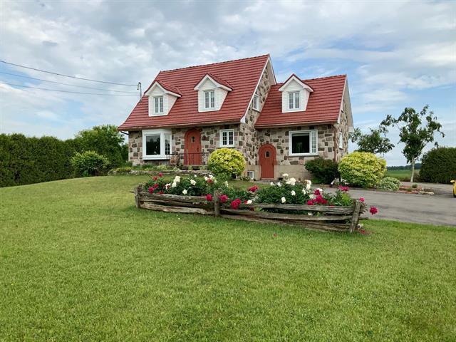 Hobby farm for sale in Deschaillons-sur-Saint-Laurent, Centre-du-Québec, 1975, Route  Marie-Victorin, 19776229 - Centris.ca