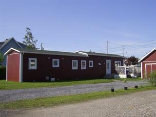 Maison mobile à vendre à Sainte-Anne-des-Monts, Gaspésie/Îles-de-la-Madeleine, 91, 3e Rue Ouest, 21812195 - Centris.ca