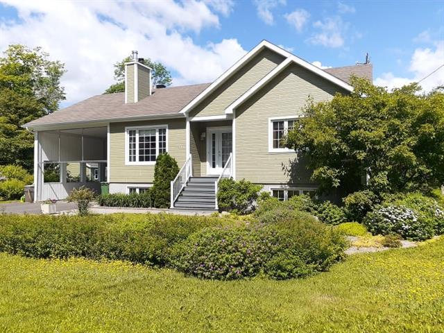 House for sale in La Durantaye, Chaudière-Appalaches, 215, Chemin du Coteau-des-Chênes, 13150720 - Centris.ca