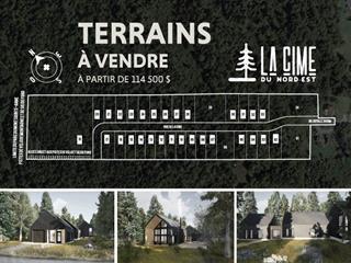 Lot for sale in Saint-Ferréol-les-Neiges, Capitale-Nationale, Rue des Cimes, 18210848 - Centris.ca