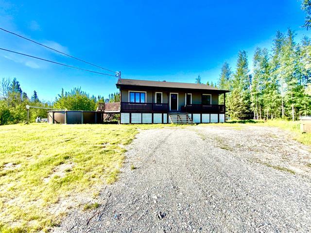 House for sale in Sainte-Gertrude-Manneville, Abitibi-Témiscamingue, 224, 8e-et-9e-Rang Ouest, 24666258 - Centris.ca