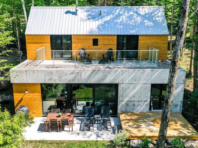Condominium house for sale in Lac-Supérieur, Laurentides, 15, Chemin de la Trinité, 24677637 - Centris.ca