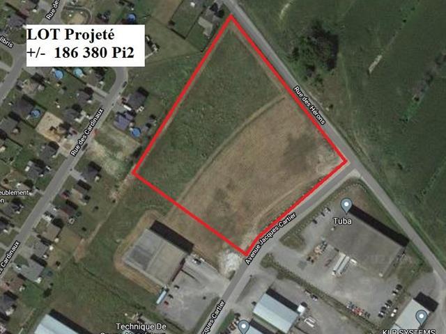 Terrain à vendre à Saint-Pie, Montérégie, 217, Avenue  Jacques-Cartier, 14428840 - Centris.ca